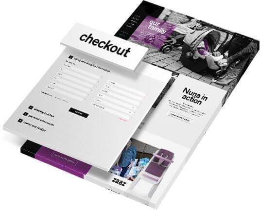 A hassle-free checkout process